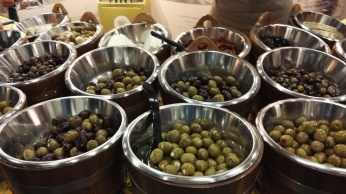 Leckere Oliven von Il Cesto
